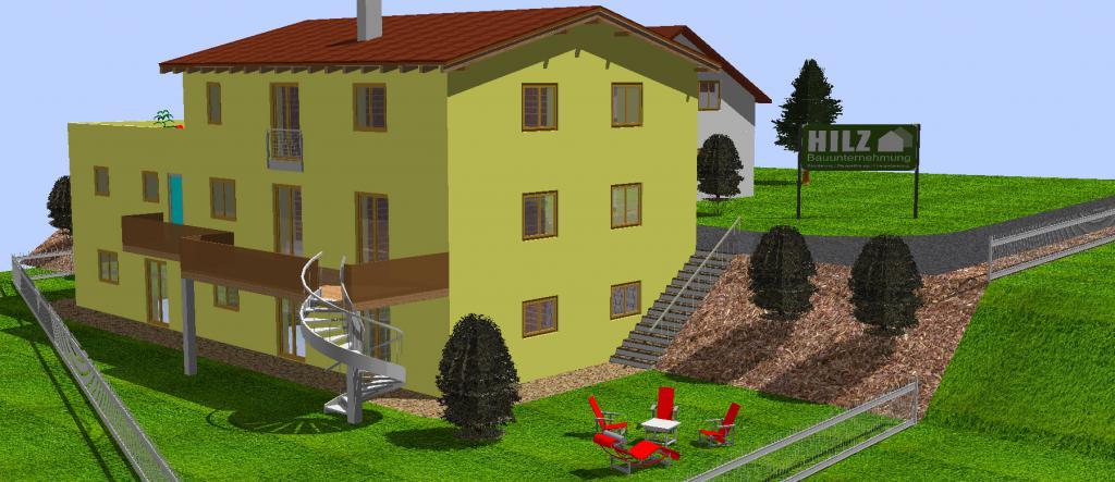 Einfamilienhaus Attenkirchen 1