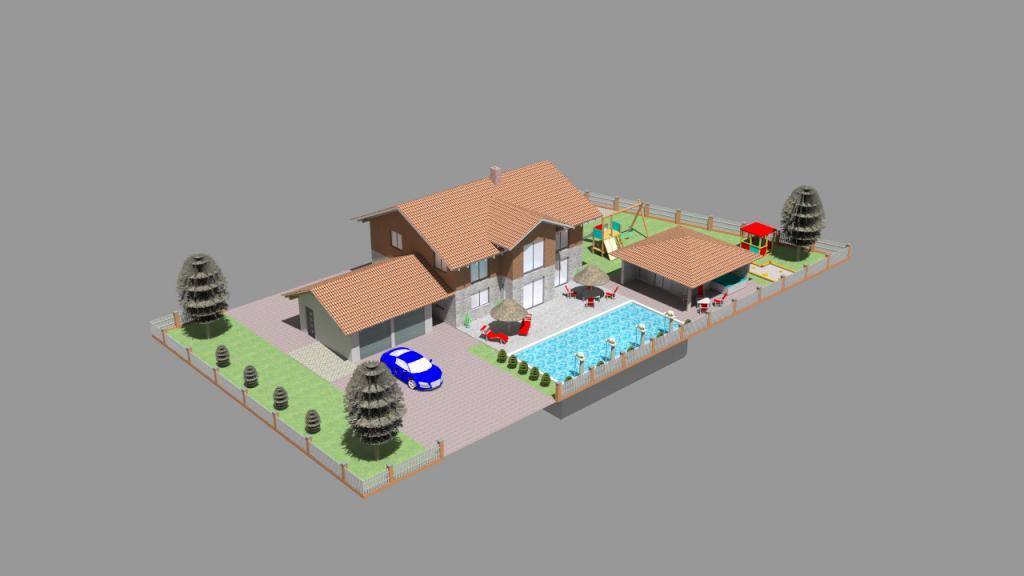 Einfamilienhaus / Ferienhaus