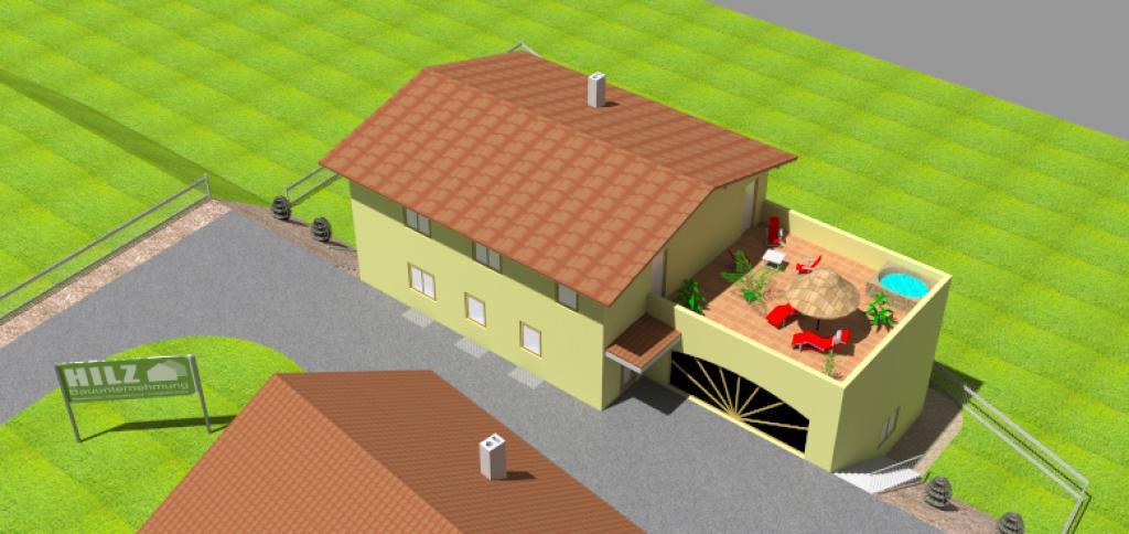 Einfamilienhaus Attenkirchen 2