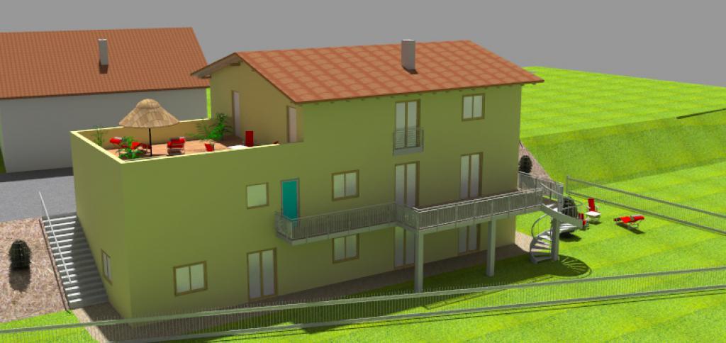 Einfamilienhaus Attenkirchen 3