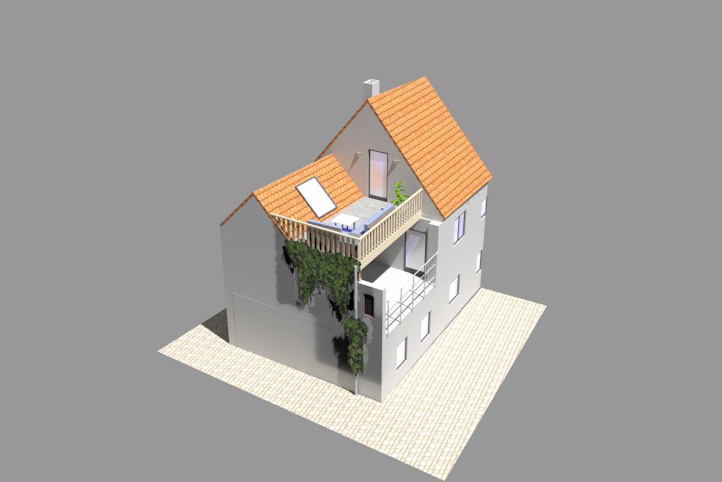 Einfamilienhaus Erding 2