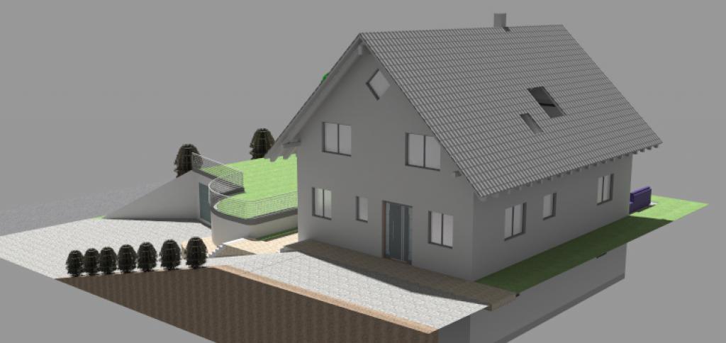 Einfamilienhaus Gammelsdorf 3