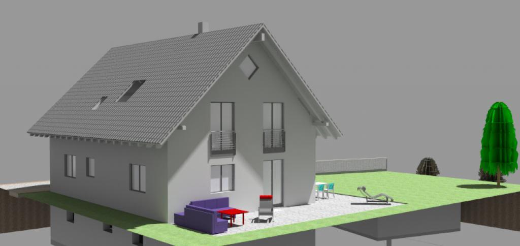 Einfamilienhaus Gammelsdorf 4