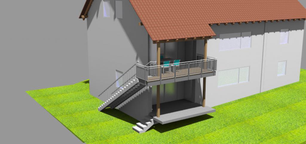 Einfamilienhaus Langenbach