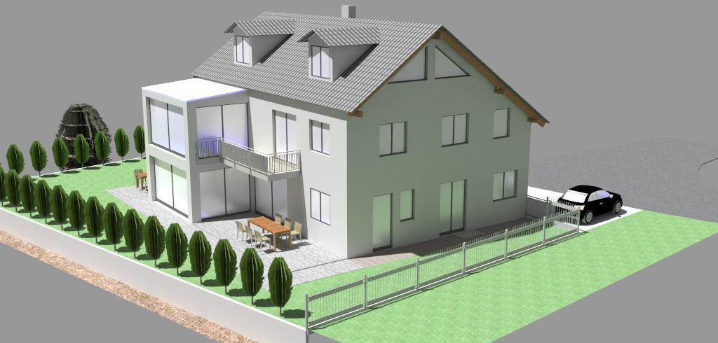 Mehrfamilienhaus Haag 2